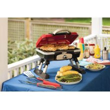 Petite Gourmet Portable Tabletop Gas Grill