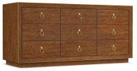 Bedroom Roman Nine-Drawer Dresser Product Image