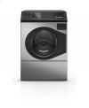 Stainless Steel Right Hand Hinge Front Load Washer