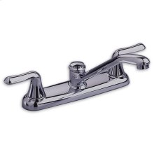 Colony Soft 2-Handle Kitchen Faucet  American Standard - Polished Chrome
