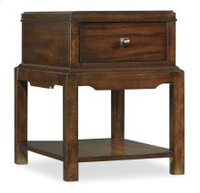 Living Room Palisade Chairside Table