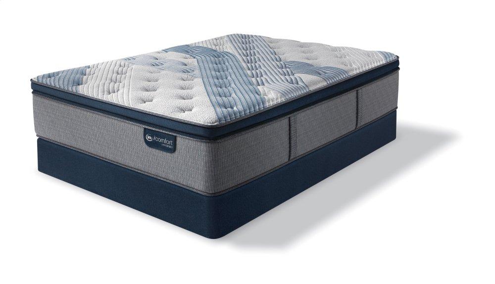 Serta2018 - Icomfort Hybrid - Blue Fusion 4000 - Plush - Pillow Top - Cal King
