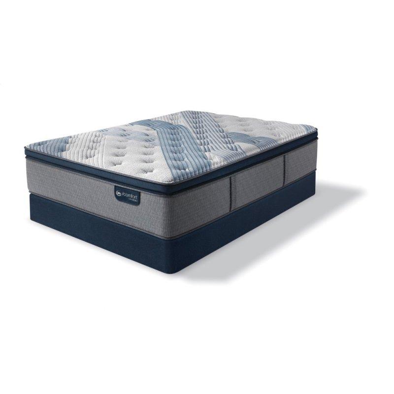 2018 - iComfort Hybrid - Blue Fusion 4000 - Plush - Pillow Top - Cal King
