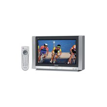 """27"""" Diagonal Tau Series PureFlat TV"""