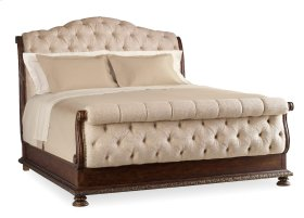 Bedroom Tufted Bed 6/0, California King