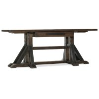 Home Office Roslyn County Trestle Desk Product Image