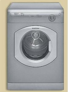 Front Load Electric Dryer