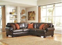 Nesbit DuraBlend® - Antique 2 Piece Sectional