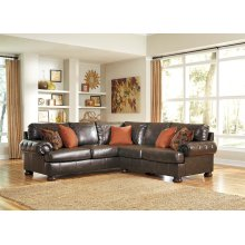 Nesbit - Antique 2 Piece Sectional