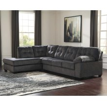 Accrington - Granite 2 Piece Sectional