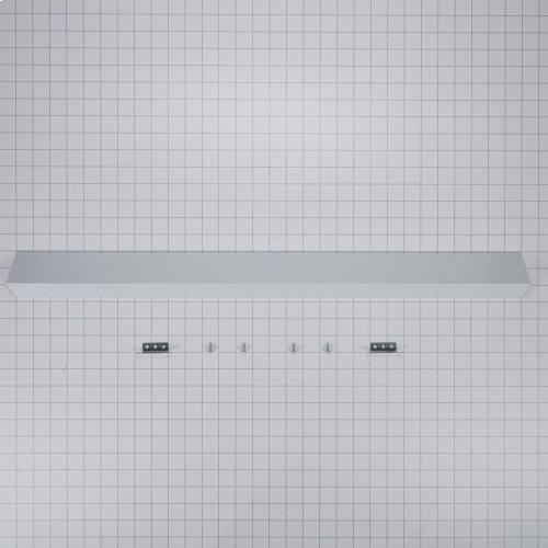 """30"""" Slide-In Range Gap Filler - White"""