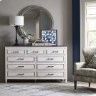 Bella 9 Drawer Stone Top Dresser Product Image