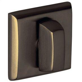 Satin Brass and Black 6762 Turn Piece