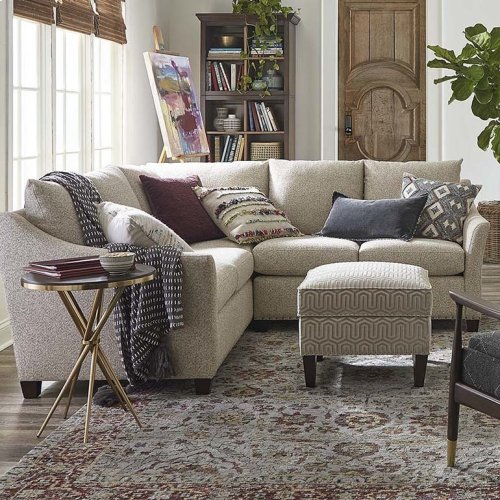 Studio Loft Cooper Custom Sectional
