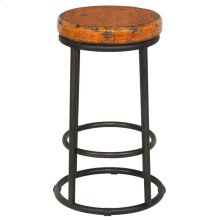 Jaden Counter Stool Old Orange