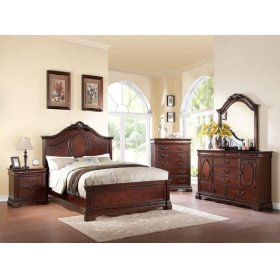 ESTRELLA CALIFORNIA KING BED