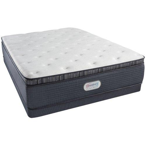 BeautyRest - Platinum - Gibson Grove - Plush - Pillow Top - King