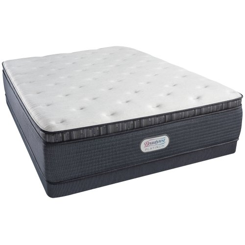 BeautyRest - Platinum - Gibson Grove - Plush - Pillow Top - King