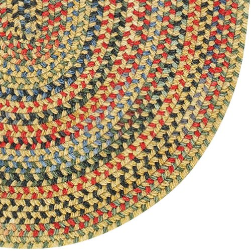 Songbird Gold Finch Braided Rugs