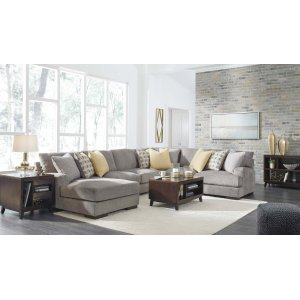 Ashley Furniture Fallsworth - Smoke 3 Piece Sectional