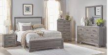6412 Barnwood Loft 7 Drawer Dresser