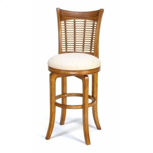 Hillsdale FurnitureBayberry Swivel Barstool - Oak