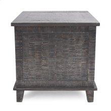 Candor Storage Side Table