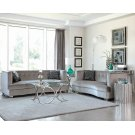 Bling Game Living Room Contemporary Loveseat Product Image