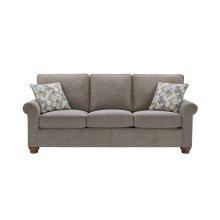 3 Cushion Sofa - Pewter Chenille Finish