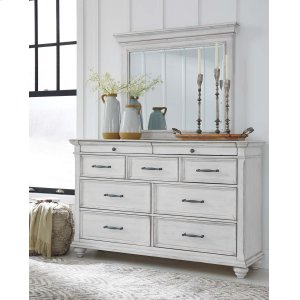 Ashley Furniture Kanwyn - Whitewash 2 Piece Bedroom Set