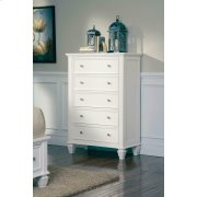Sandy Beach Five-drawer Chest Product Image
