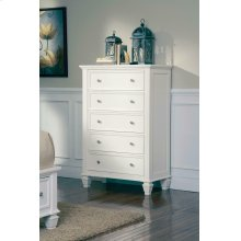 Sandy Beach Five-drawer Chest