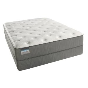 SimmonsBeautySleep - Beaver Creek - Tight Top - Plush - Cal King