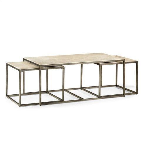 Modern Basics Rectangular Cocktail Table
