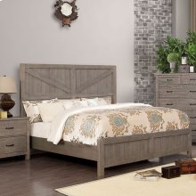 California King-Size Brenna Bed