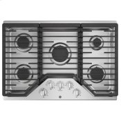 """30"""" Built-In Gas Cooktop with 5 Burners and Dishwasher Safe Grates"""