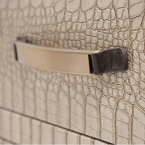 Upholstered 6 Drawer Chest