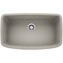 Blanco Valea® Super Single Bowl - Concrete Gray