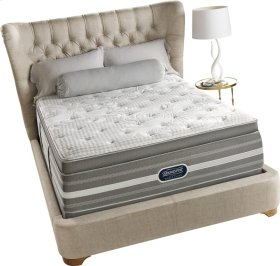 Beautyrest - Recharge - World Class - Sagefield - Ultra Plush - Pillow Top - Queen