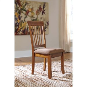 AshleyASHLEYBerringer - Rustic Brown Set Of 2 Dining Room Chairs