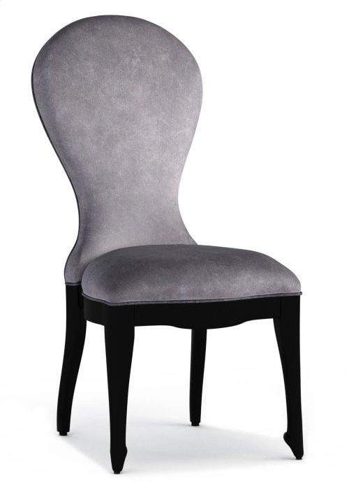 Living Room En Pointe Upholstered Side Chair