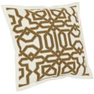 "Luxe Pillows Moroccan Fretwork (22"" x 22"") Product Image"