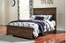 Burminson - Brown 4 Piece Bed Set (Queen) Product Image