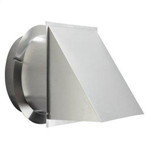 """Broan12"""" Wall Cap Aluminum"""