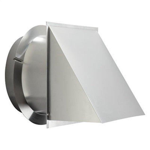 """Broan 12"""" Wall Cap Aluminum"""