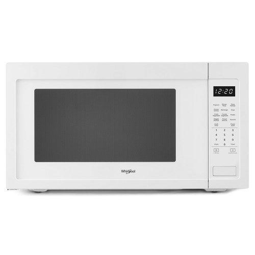 2.2 cu. ft. Countertop Microwave with 1,200-Watt Cooking Power