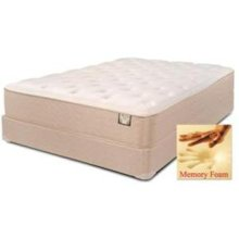 Carbon - Luxury Plush - Memory Foam - Queen