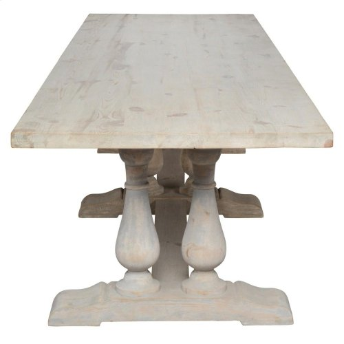 """Windsor Dining Table 130"""""""
