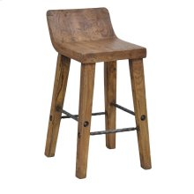 Arturo Low Back Counter Stool