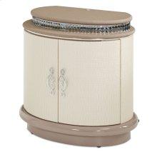 Upholstered Nightstand